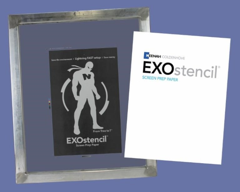 EXOSTENCIL® Screen Prep Paper
