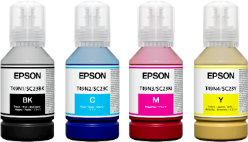 Sublimačný atrament EPSON  C13T49N, 140 ml